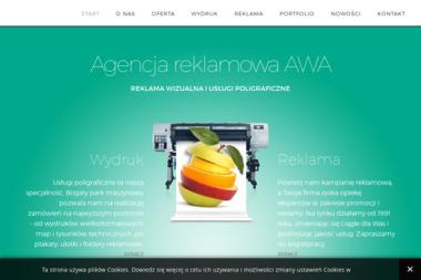 PHU Awa S.C. Andrzej Walczak Alina Stodoła Walczak - Drukowanie Nysa