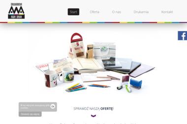 Drukarnia Awa Druk. Xero kolor, drukarnia oprawa prac wydruki laminowanie - Drukarnia Radzyń Podlaski