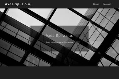 Axes Sp. z o.o. Rachunkowość, podatki - Windykacja Szczecin