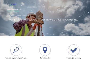 AZYMUT Usługi Geodezyjno-Kartograficzne Tomasz Tomczyk - Geodeta Olecko