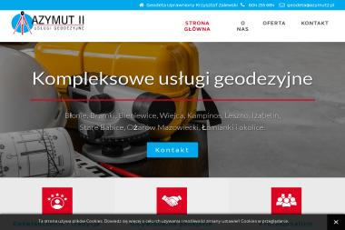 Azymut II Usługi Geodezyjne Krzysztof Zalewski - Geodeta Błonie
