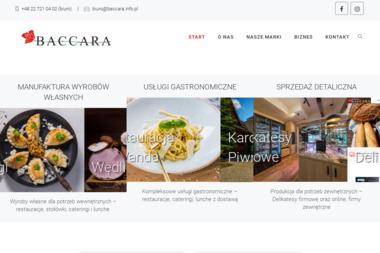 Batmar. Tomasz Burzyński - Usługi Gastronomiczne Jawczyce