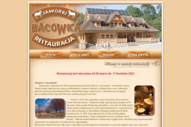 Restauracja Bacówka - Catering Jaworki