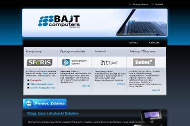 Bajt Computers - Internet Busko-Zdrój