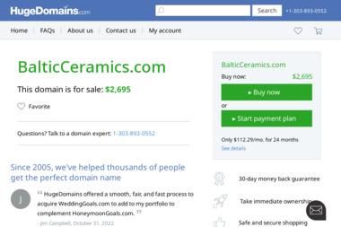 Baltic Ceramics S.A. w Restrukturyzacji - Sklep Budowlany Lubsko