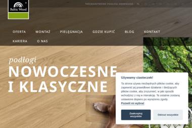 Baltic Wood S.A. - Okna PCV Jasło
