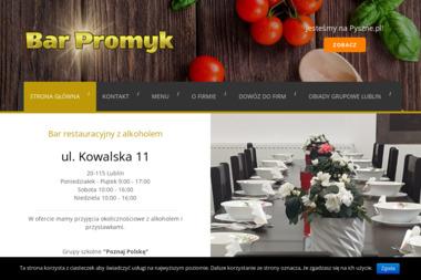 Bar Promyk - Stylista Lublin