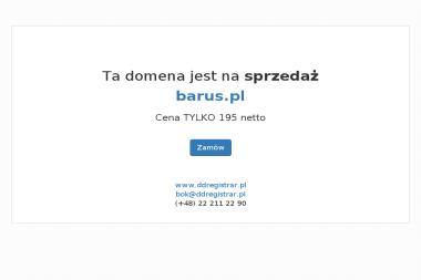 Barus Bartłomiej Chudy - Hydraulik Cząstków