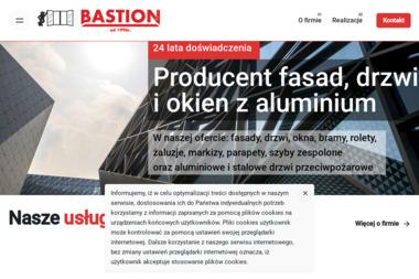 Bastion - Okna PCV Mława