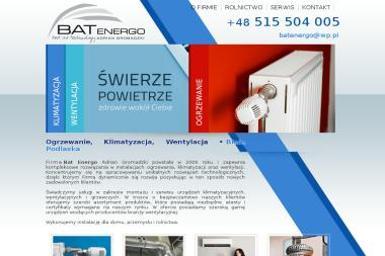BATENERGO - Hydraulik Biała Podlaska