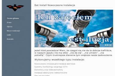 Bat Install Łukasz Snela - Instalacje Śrem