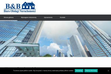B&B Biuro Obsługi Nieruchomości - Sprzedaż Domów Jamnica