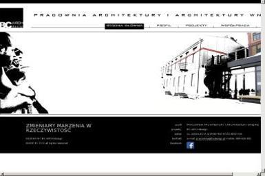 Bc-Archdesign Pracownia Architektury i Architektury Wnętrz. Projekty Budowlane - Adaptacja Projektu Typowego Kościerzyna