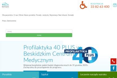 Beskidzkie Centrum Medyczne - Dietetyk Bielsko-Biała