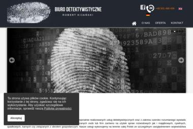Biuro Detektywistyczne Robert Kijański - Biuro Detektywistyczne Katowice