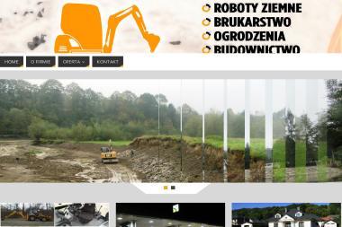 Handel Produkcja Usługi Export Import Bednarczyk Czesław - Kucie Betonu Wiśniowa