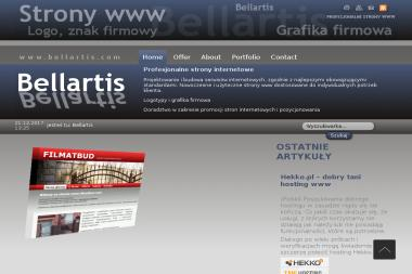Bellartis Jakub Dirska - Graficy Bydgoszcz