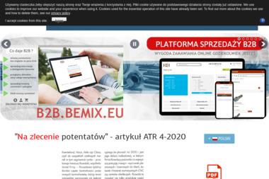 PW Bemix. Benedykt Mieszczak - Instalacje Więcbork