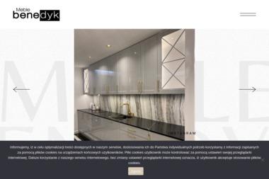 Meble Benedyk (CH Stopiak) - Projektowanie wnętrz Nowy Targ
