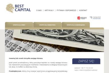 Best Capital - Fundusze Inwestycyjne Wrocław