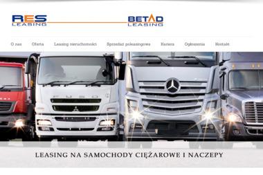 Betad Leasing Sp. z o.o. - Doradca Leasingowy Rzeszów