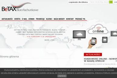 Biuro Rachunkowe Betax Beata Lipny - Biuro rachunkowe Goczałkowice-Zdrój