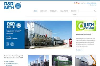 Beth Polska Sp.z o.o. - Konstrukcje stalowe Olesno