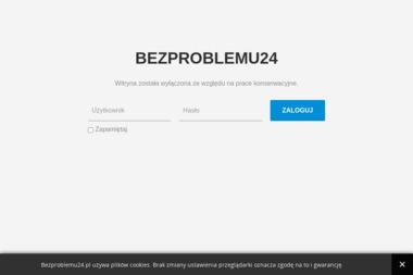 Bezproblemu24. Serwis Komputerowy, Usługi Informatyczne - Agencja interaktywna Kłodzko
