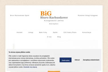 BiG Biuro Rachunkowe Beata Grondecka - Biuro rachunkowe Opole