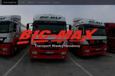 Big Max - Usługi Busem Wielki Klincz