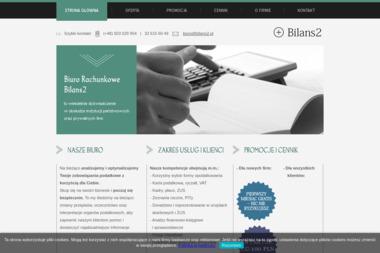 Biuro Rachunkowe Bilans2 Maria Spółka Jawna Ka - Biuro rachunkowe Jaworzno