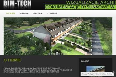 Dariusz Marciniak Usługi Projektowe Bim-Tech - Architekt wnętrz Czempiń