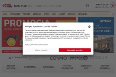 Bims Plus Fhh Sp. z o.o. Kielce Spółka Komandytowa - Hydraulik Kielce