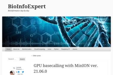 Bioinfoexpertleszek Pryszcz - Projektowanie Stron WWW Mizerów