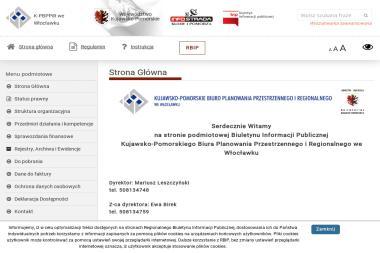 Kujawsko Pomorskie Biuro Planowania Przestrzennego i Regionalnego We Włocławku - Projekty Domów Nowoczesnych Włocławek