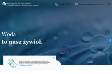 Biuro Projektów Wodnych Melioracji i Inżynierii Środowiska Biprowodmel Sp. z o.o. - Ewidencja Gruntów Poznań