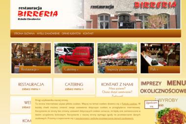 Restauracja Birreria - Usługi Gastronomiczne Rybnik