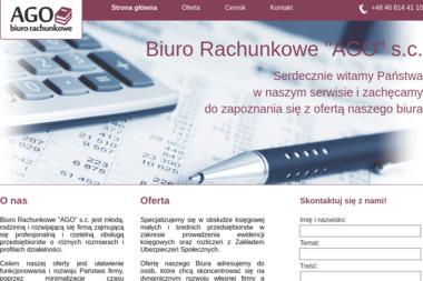 Biuro Rachunkowe Ago s.c. - Usługi finansowe Rawa Mazowiecka
