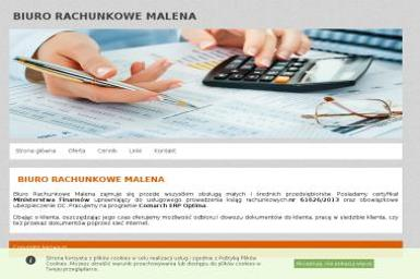 Mobilne Biuro Rachunkowe Monika Malena - Finanse Krosno