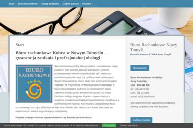 Biuro Rachunkowe KOBRA - Finanse Nowy Tomyśl
