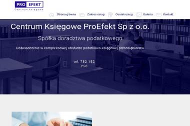 Centrum Księgowe Proefekt Alicja Pieczykolan - Usługi finansowe Śrem