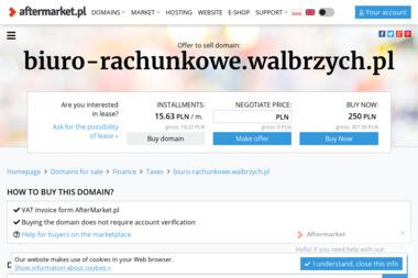 """Biuro Rachunkowe """"URBE"""" WAŁBRZYCH - Usługi finansowe Wałbrzych"""