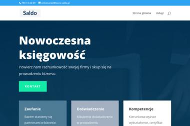 Biuro Rachunkowe Saldo. Rachunkowość, księgowość - Biuro rachunkowe Dąbrowa Górnicza
