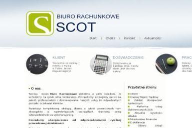 Biuro Rachunkowe Scot Sp. z o.o. - Biuro rachunkowe Pszczyna