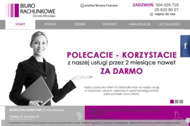Biuro Rachunkowe Dorota Mirosław - Usługi finansowe Siedlce