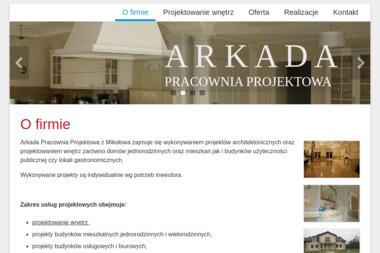 Arkada Pracownia Projektowa Katarzyna Gwóźdź - Projekty Małych Domów Mikołów
