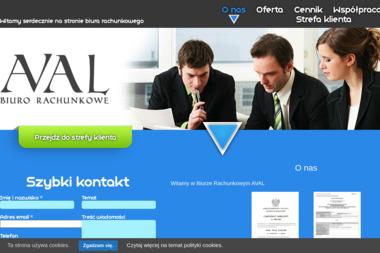 Aval Biuro Rachunkowe Sp. z o.o. - Prowadzenie Księgowości Kalisz