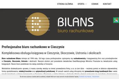 Biuro Rachunkowe Bilans Holeksa Barbara - Biuro rachunkowe Cieszyn
