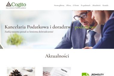 Kancelaria Podatkowa Cogito Kędzierska Kędzierski Spółka Jawna - Biuro rachunkowe Sosnowiec
