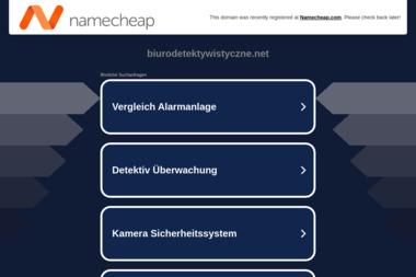 Agencja Detektywistyczna Biuro Prawno-Detektywistyczne. Detektyw, detektywi - Biuro Detektywistyczne Poznań